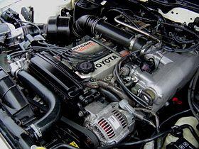 Двигатель Toyota M Википедия