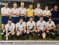 England national football team, 11 April 1959.jpg