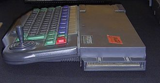 Enterprise (computer) - Enterprise 128 right view