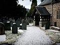 Entrance to Eglwys Maentwrog - panoramio.jpg