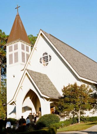 Fairhope, Alabama - Episcopal Church in Fairhope, Alabama