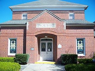 Epworth Hall (Gainesville, Florida) United States historic place