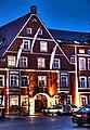 Erding, Historisches Restaurant 'Erdinger Weißbräu' in der Altstadt (8552152874).jpg