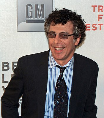 Eric Bogosian at the 2007 Tribeca Film Festival.photo: David Shankbone.