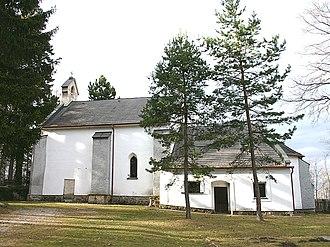 Bad Erlach - Saint Ulrich Church
