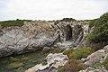 Erosione, Spiaggia la Bobba, Isola di San Pietro, Carbonia-Iglesias, Sardinia, Italy - panoramio.jpg
