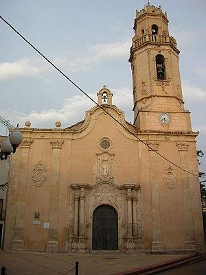 Vinyols i els Arcs - Parish church