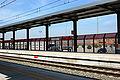 Estación de Cercanías Utebo. Vías.jpg