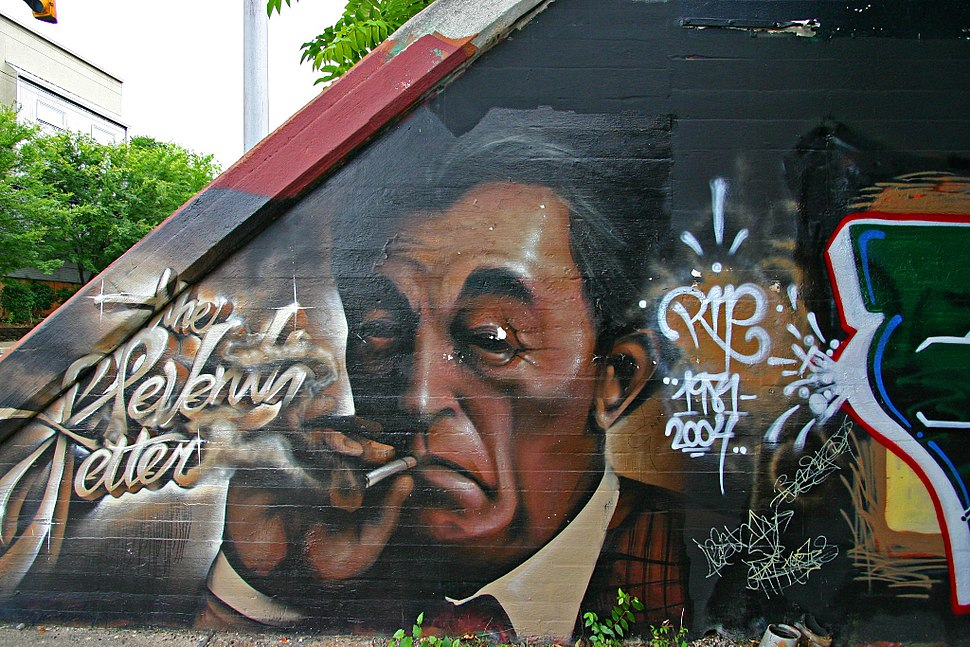 Estoria Street Tunnel graffiti 13
