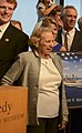 Ethel Kennedy at the ship name unveiling. (29540205430).jpg