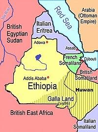 History Of Ethiopia Wikipedia