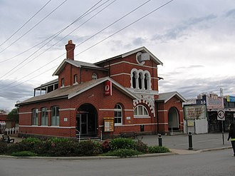 Euroa - Image: Euroa Post Office