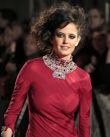 Ева Грин в Королевском театре «Ковент-Гарден» в 2007 году