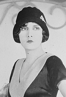 Evelyn Brent stage and film actress from the United States