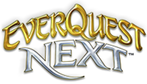 EverQuest Next - Image: Ever Quest Next logo