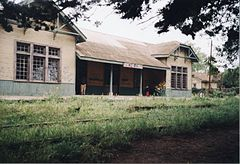 Pichilemu railway station in 2004.