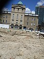 Excavation of the new North building of the St Lawrence Market, 2017 05 09 -k (34199878254).jpg