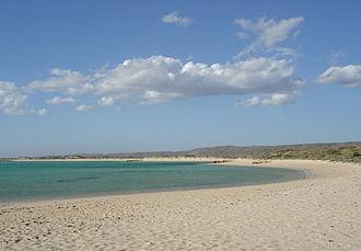 North West Cape - Exmouth caperange beach