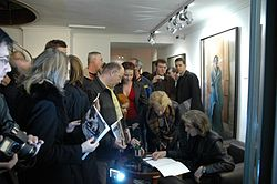 Exposition de Budapest, novembre 2006.JPG
