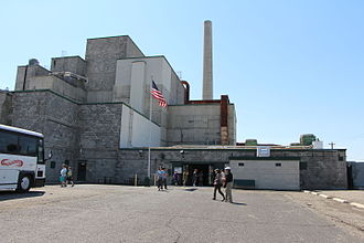 Manhattan Project National Historical Park - Hanford B Reactor