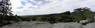 Forest of Fontainebleau - Image: Fôret de Fontainebleau Point de Vue