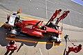 F1 2012 Barcelona test - Ferrari pit.jpg