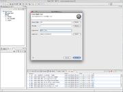 Screenshot der Flash Development Tools