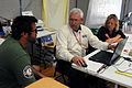 FEMA - 44163 - AmeriCorps Member with Disaster Center Managers in MS.jpg