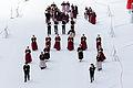 FIL 2012 - Arrivée de la grande parade des nations celtes - Cercle an Drouz Vor.jpg