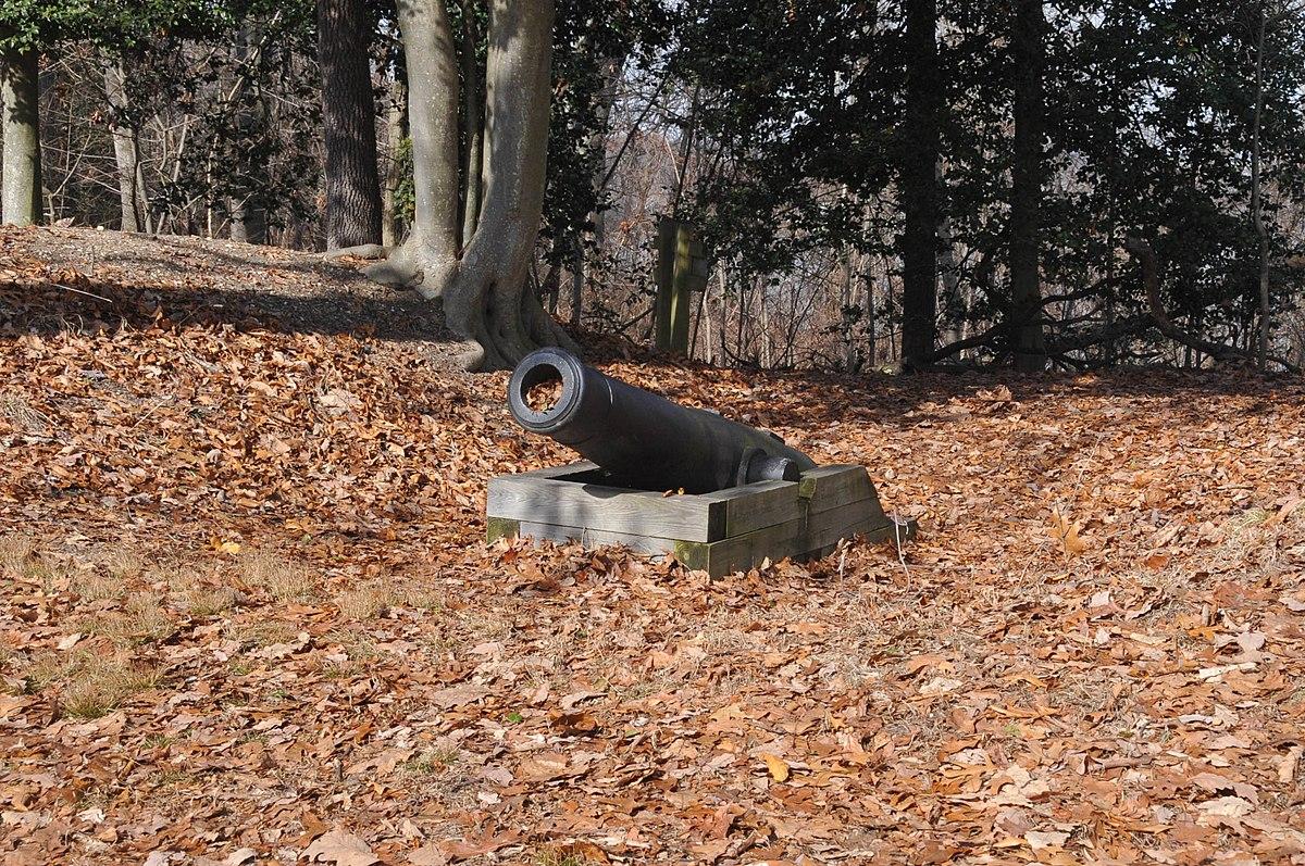 Freestone Point Confederate Battery - Wikipedia