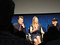 FRINGE On Stage @ the Paley Center - John Noble, Anna Torv, Akiva Goldsman (5741704060).jpg