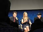 File:FRINGE On Stage @ the Paley Center - John Noble, Anna Torv, Akiva Goldsman (5741704060).jpg