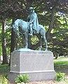 F Asbury statue Drew U jeh.jpg
