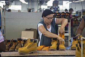 The Timberland Company - Timberland boots are an common shoe in streetwear
