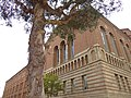 Facade of Powell Library - UCLA Campus - Los Angeles, CA - USA (6914433915).jpg