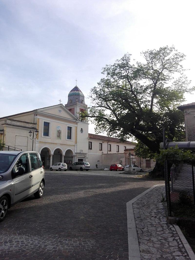 Facciata Convento San Francesco D'Assisi.jpg