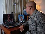 Face of Defense, Deployed Airman Sees Daughter's Birth DVIDS198379.jpg