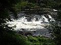 Falls on River Garry - geograph.org.uk - 1396809.jpg