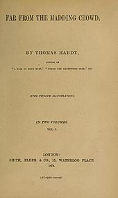 Thomas Hardy - Wikipedia