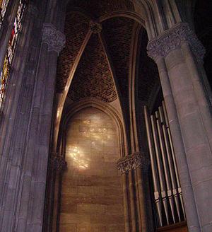 Gedächtniskirche (Speyer) - Inside the church
