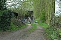 Farm Entrance off Hamlet Hill - geograph.org.uk - 403769.jpg