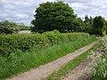 Farm track - geograph.org.uk - 450581.jpg