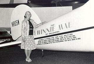 Fay Gillis Wells American aviator
