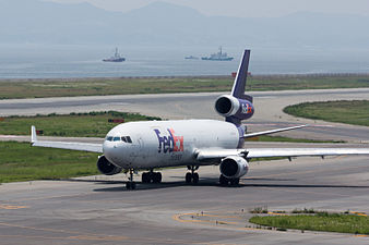 FedEx Express, MD-11F, N601FE (19410459761).jpg