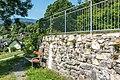 Feldkirchen Waiern Martin-Luther-Straße 7 Haus Abendruh Park Gedenkstein Franz Josef I. 20072019 6870.jpg
