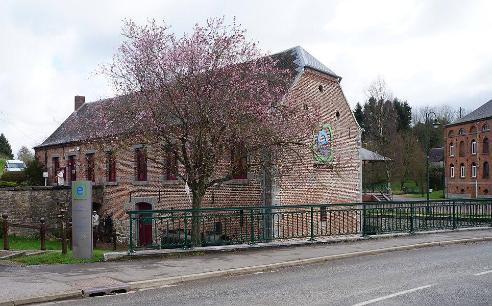 Musée des Bois Jolis de Felleries,    Nord, Parc naturel régional de l'Avesnois)  France.