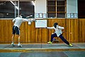 Fencing at Athenaikos fencing club.jpg