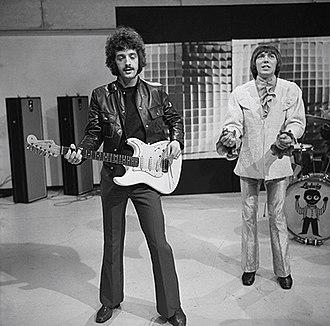 Marmalade (band) - Marmalade (1968)