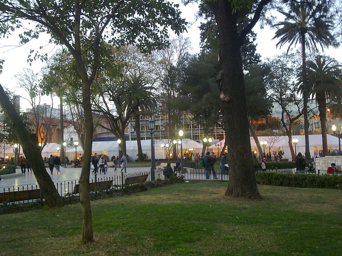 Cultura de la ciudad de c rdoba argentina wikipedia for Jardines en cordoba capital