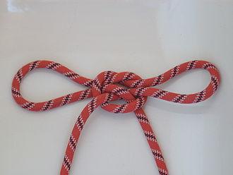 Handcuff knot - Image: Fesselknoten